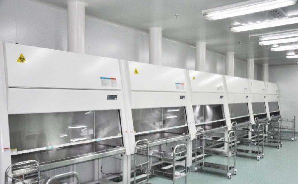 Řízení laboratoře